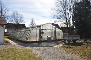 "The ""Jubi"" greenhouse"