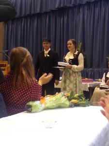 Got my diploma!